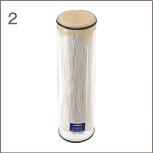 2. 中空糸膜フィルター