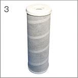 3. 活性炭フィルター