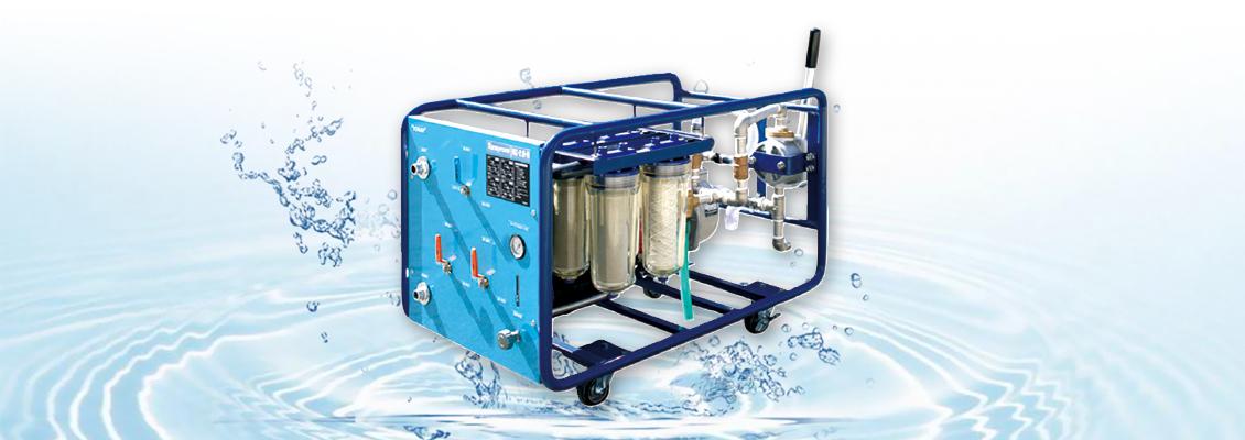 災害用井戸水ろ過装置